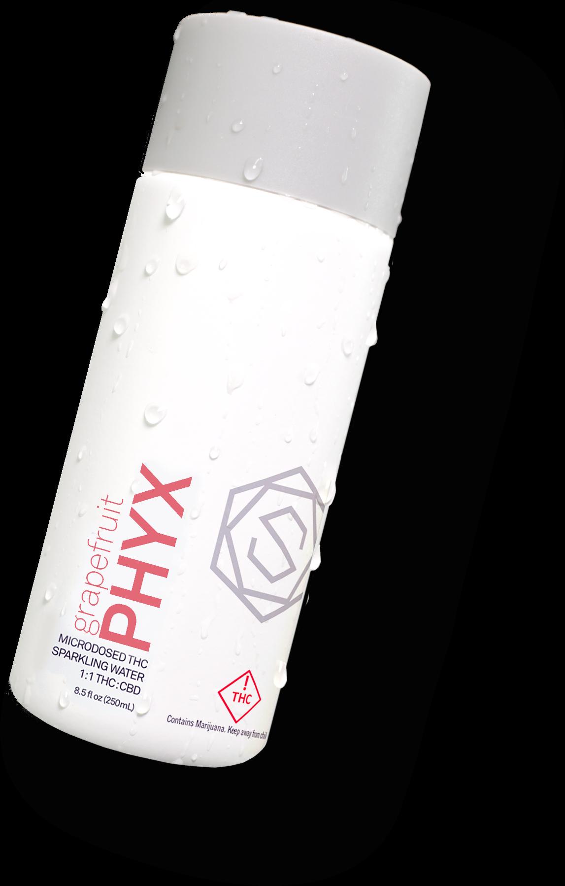 Phyx Grapefruit bottle