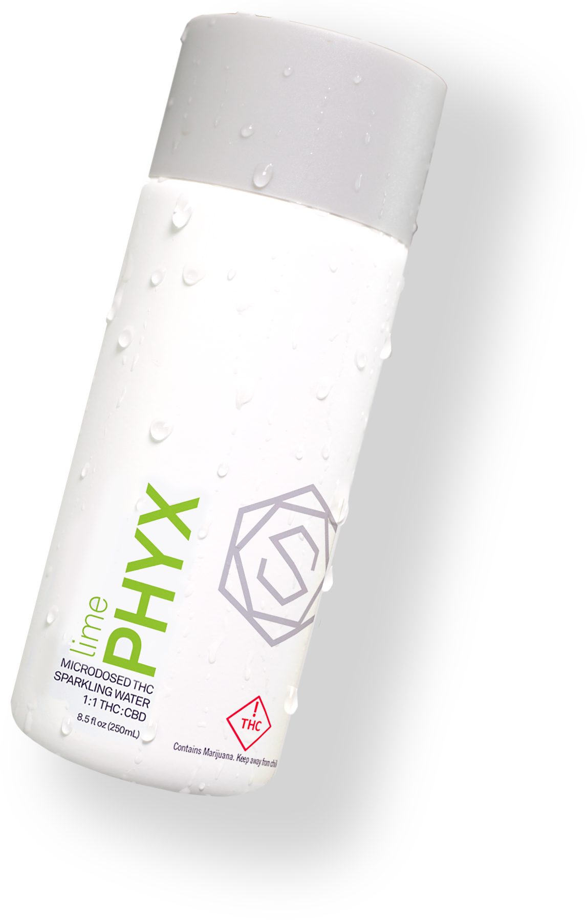 Phyx Lime bottle